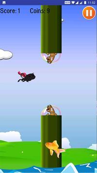 Flappy Super Cat screenshot 5