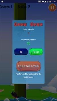 Flappy Super Cat screenshot 6