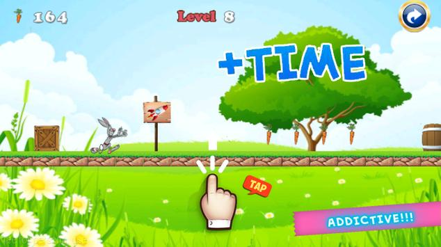 Bunny Run Adventure Jungle screenshot 8