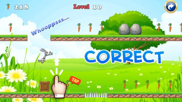 Bunny Run Adventure Jungle screenshot 13