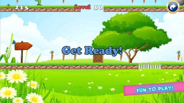 Bunny Run Adventure Jungle screenshot 10