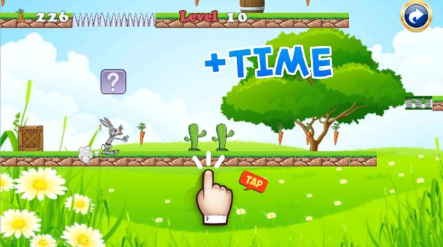 Bunny Run Adventure Jungle screenshot 12