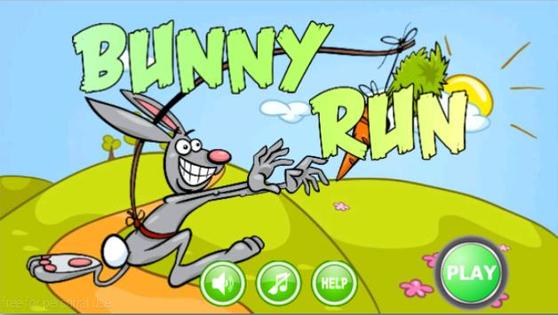 Bunny Run Adventure Jungle screenshot 1