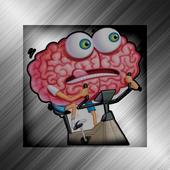 Загадки - головоломки, игры и задачи для мозга icon