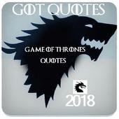 Got Quotes 2018 icon