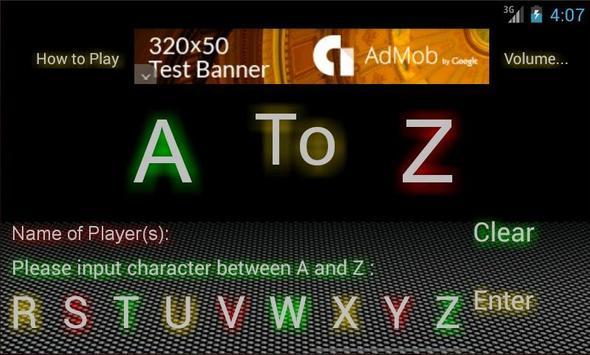 Secret Character apk screenshot