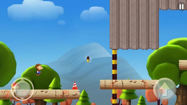 Mary Run:Forest Adventurer apk screenshot