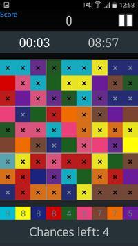 Irodoku Puzzle screenshot 1