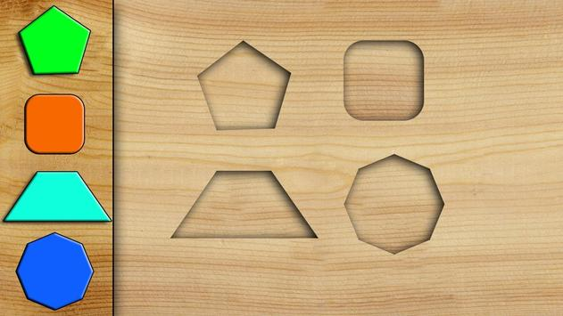Learn Shapes: Sorting Activity poster
