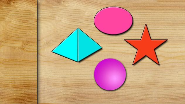 Learn Shapes: Sorting Activity apk screenshot