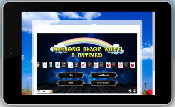 Black N White Game screenshot 2