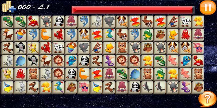 Animal Link Game apk screenshot