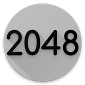2048 (2018):The Best Infinite 2048 Puzzle Game icon