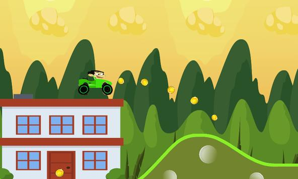 Adventure: MR-Beam car screenshot 3