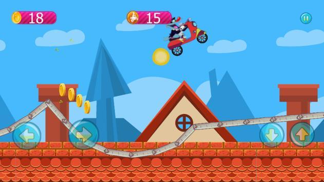 Oggy Moto Racing screenshot 16
