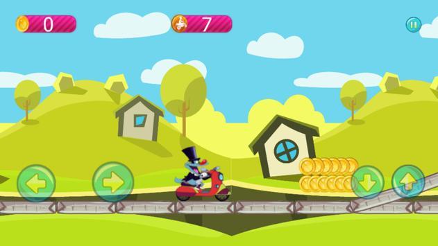 Oggy Moto Racing screenshot 3