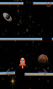 Flying in space screenshot 1