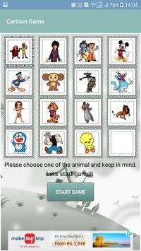 Cartoon Game screenshot 1