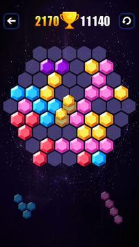 Block Hexa poster