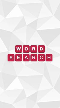 Word Search Pro poster