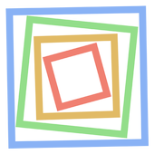 Quadrate icon
