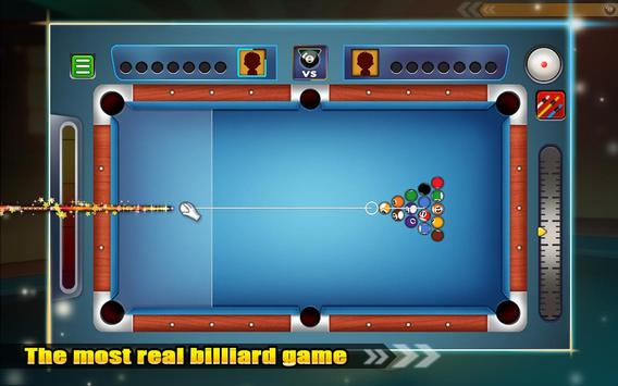 Pool Billiard Master & Snooker poster