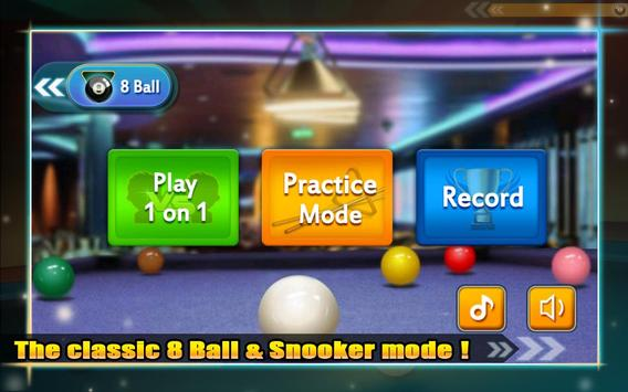 Pool Billiard Master & Snooker screenshot 8
