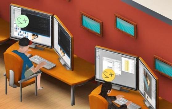 Game Studio Engineer Tycoon poster