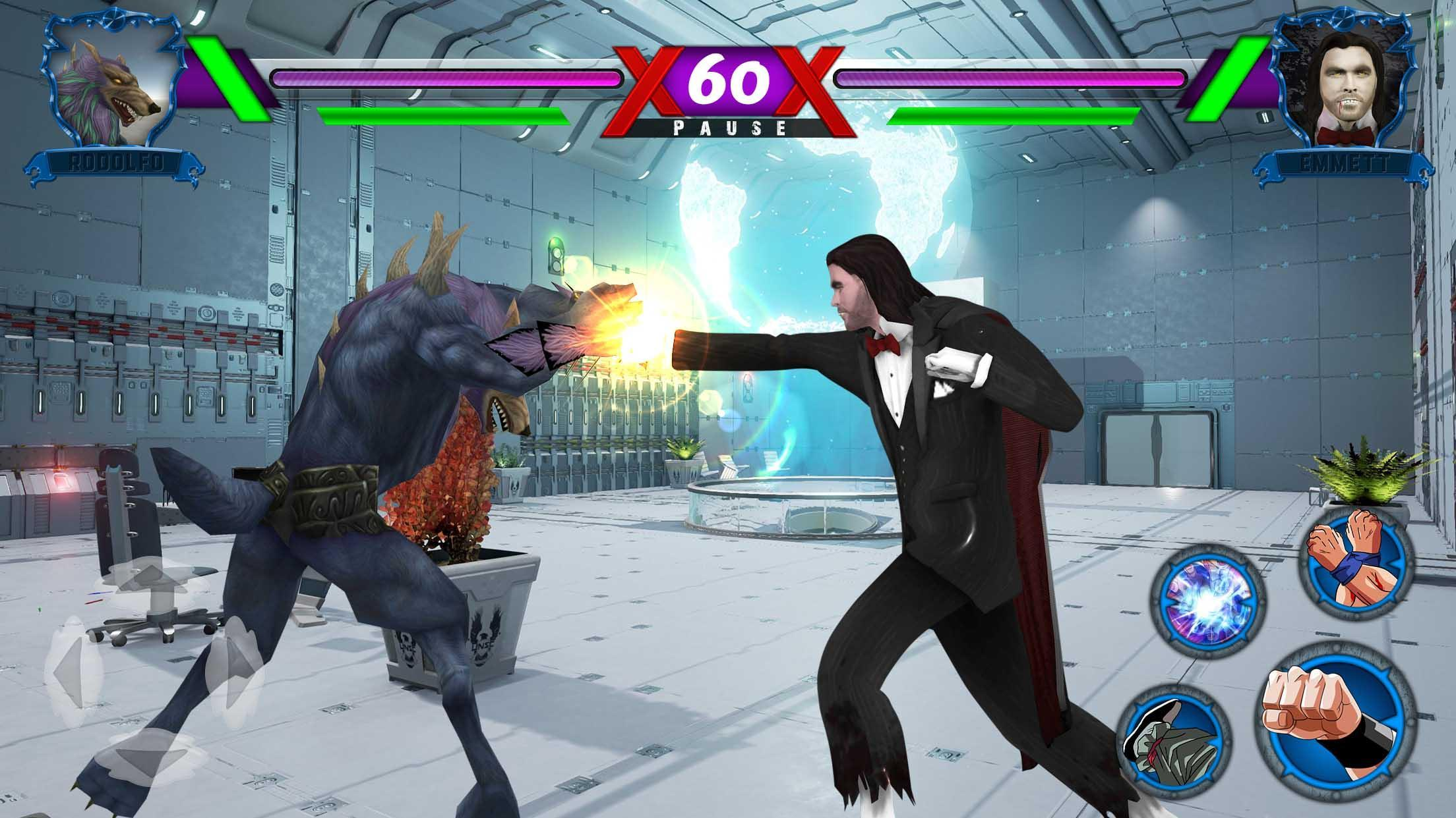 Supernatural Vampires Vs Werewolves for Android - APK Download