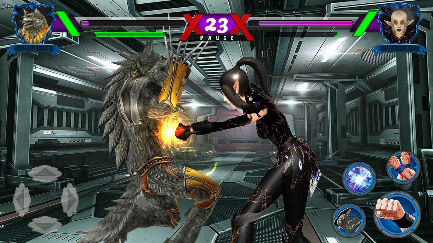 Vampire Vs Werewolves Game