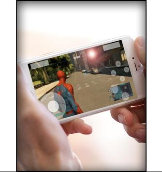amazing tips of spiders man apk screenshot