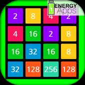 2048 Colores icono