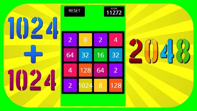 2048 Colores captura de pantalla 4