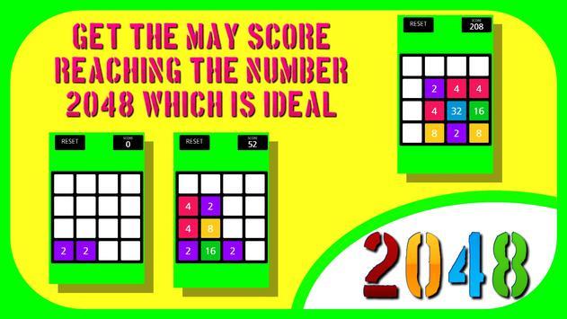 2048 Renk Ekran Görüntüsü 11