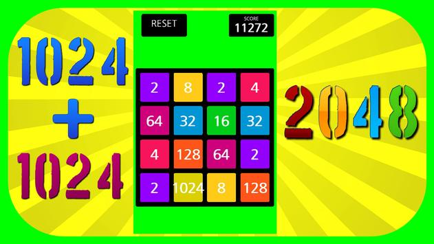 2048 Renk Ekran Görüntüsü 14