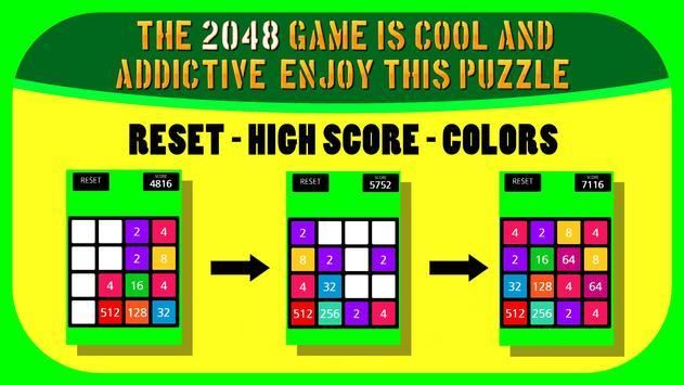 2048 Renk Ekran Görüntüsü 3