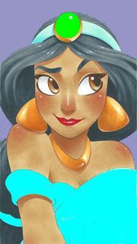 How to Set wallpaper for Disney-Characters screenshot 3