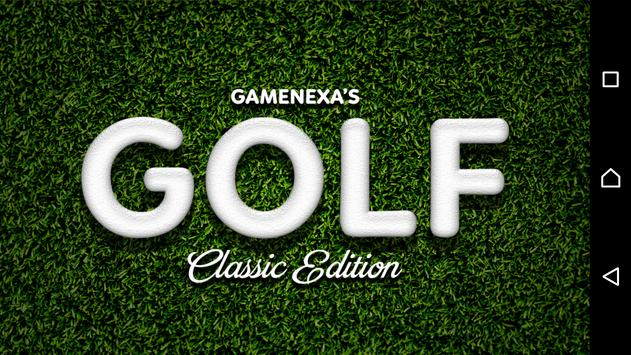 Golf Classic Edition poster