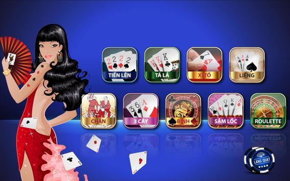 Lang Quat-Card Game: Tien len apk screenshot