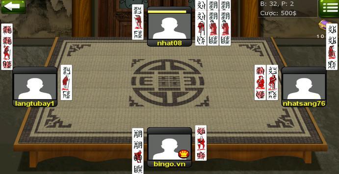 Danh Bai Tien Len Online screenshot 6