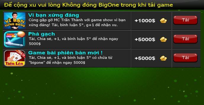 Danh Bai Tien Len Online screenshot 7