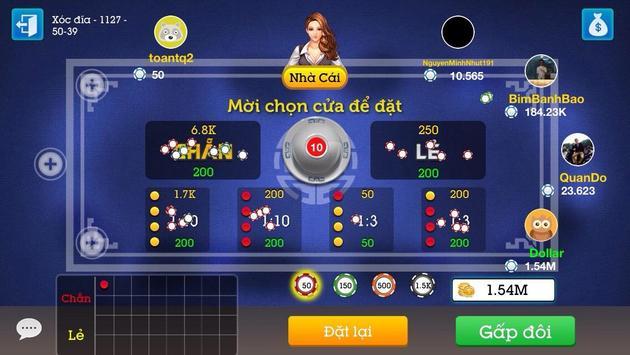 CVIP Game Bai Doi Thuong screenshot 20