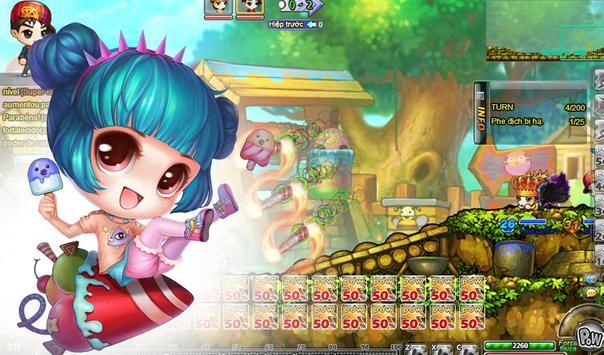 Ban sung gunny gunbound online apk screenshot