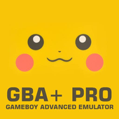 GBA+ Pro All Games Emulator icon