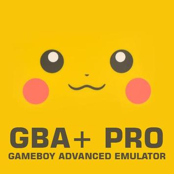 GBA+ Pro All Games Emulator poster