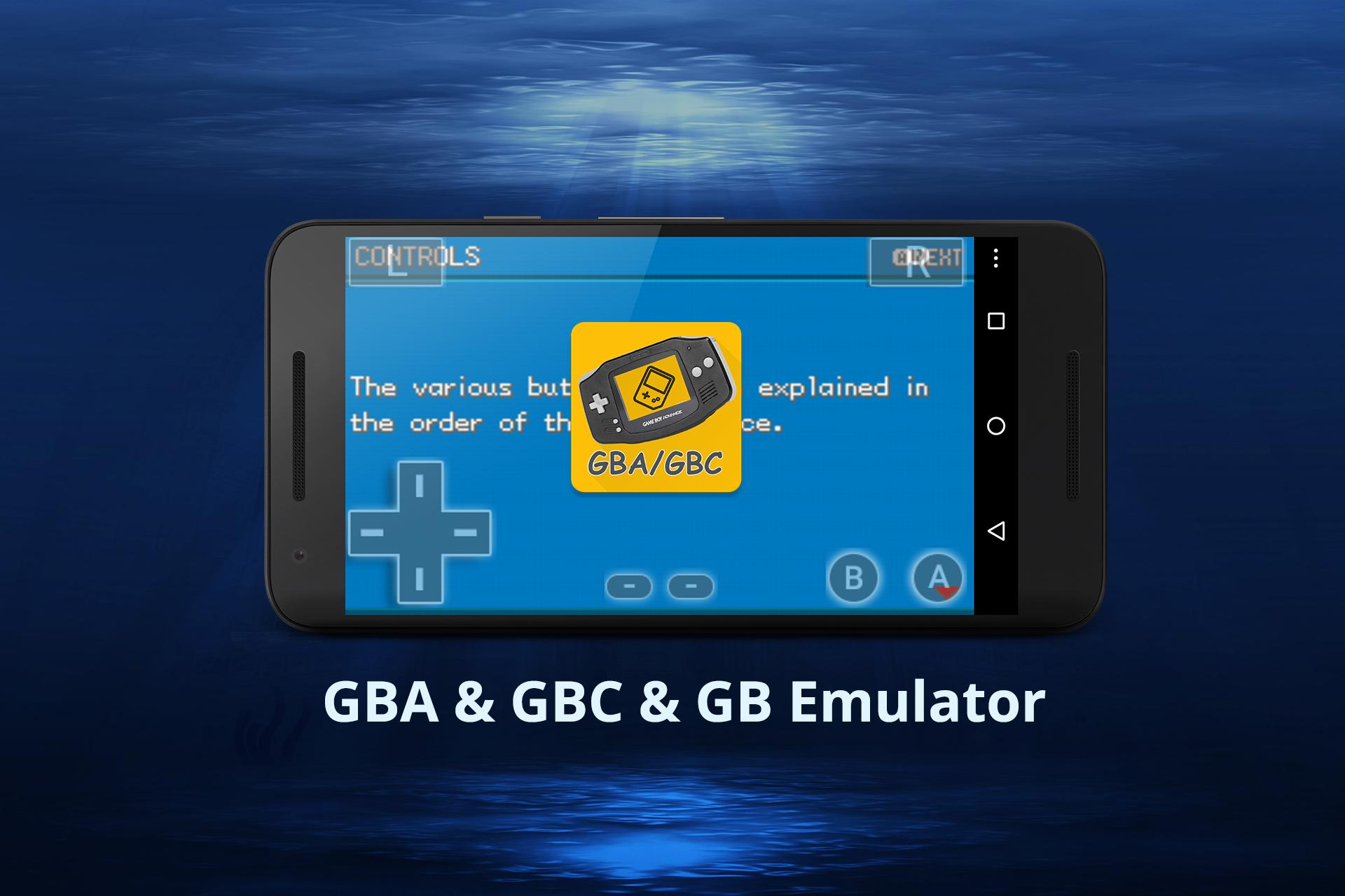 Emulator for GBA / GBC for Android - APK Download
