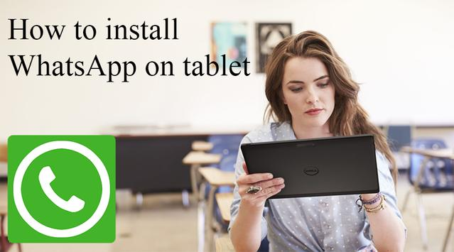Guide WhatsApp on tablet for Android - APK Download