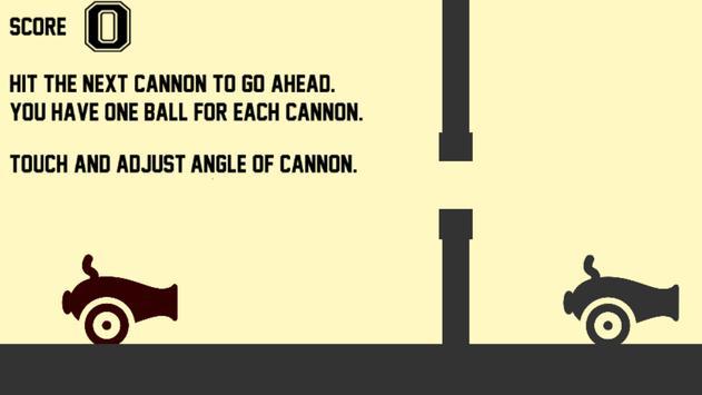 Football Cannon Flappy apk screenshot