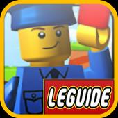 New Leguide LEGO City My City icon