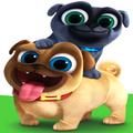 Wallpaper Puppy Dog pals